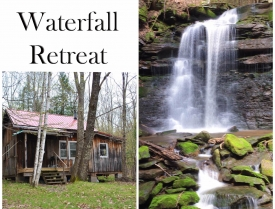 Waterfall Retreat - WATERFALL!!