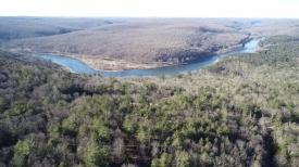 Eagle's Nest Estates Lot 12 - 14+ Acres with Outstanding Views