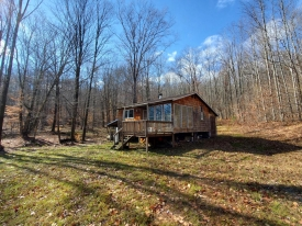 Rustic Off Grid Cabin Adjacent to State Forest - Rustic Off Grid Cabin Adjacent to State Forest