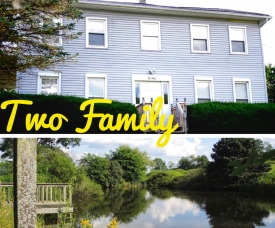 Opportunity knocks - Two family