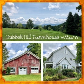 1800's HUBBELL HILL FARMHOUSE - 1800's HUBBELL HILL FARMHOUSE
