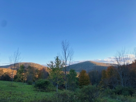 BREATHTAKING Catskill MOUNTAIN VIEWS - LAND with SPECTACULAR MOUNTAIN views!