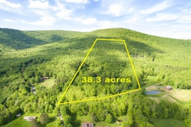 SPRINGSIDE MEADOWS GORGEOUS LAND - Bordered by 2,000 ACRES of State LAND