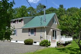 Catskill Chalet on 10+ acres - Catskill Chalet on 10 acres
