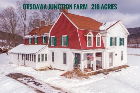 Otsdawa Junction Farm - Field and Forest