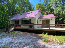CABIN ON THE LAKE - 14.2 Acres