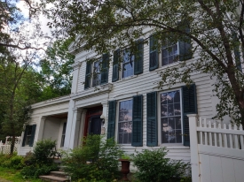 Historic Greek Revival - Historic renovation