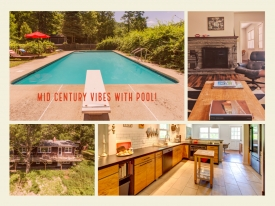 Split-Level ranch with Mid-Century vibes situated only minutes from Roxbury - Split Level with Mid-Century Vibes