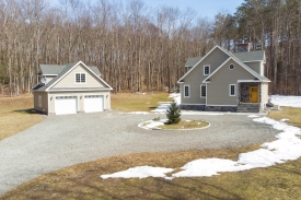 Exceptionally Private Home located in the CATSKILLS - .
